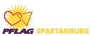 PFLAG Spartanburg Logo