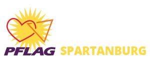 PFLAG Spartanburg Logo
